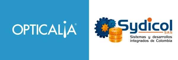 Sydicol es ahora proveedor preferente de Opticalia Colombia