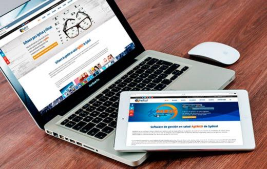 Servicios de Sydicol - Creación de página web para su empresa