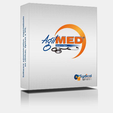AgilMED de Sydicol software de gestión en salud